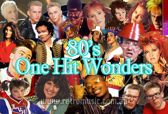 80's Retro Sydney DJ hire One Hit Wonders of the 80s Theme Party