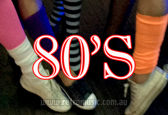 80's Sydney DJ hire for Retro 80s Theme Party