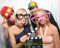 Photo Booth Hire Sydney Movie Theme Night with RETRO MUSIC