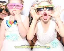 Wedding Photo Booth Hire Fun for Everyone