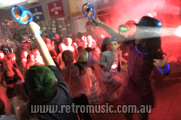 School Disco DJ hire in Sydney