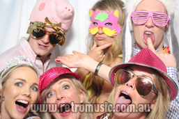 Sydney Photo booth hire and DJ hire