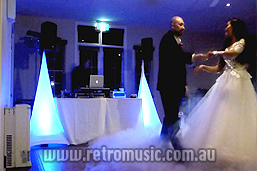 Wedding DJ hire in Sydney